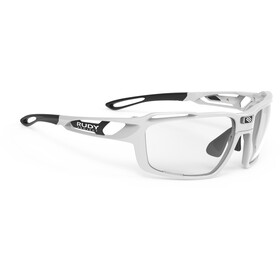 Rudy Project Sintryx Glasses white gloss/impactX 2 photochromic black